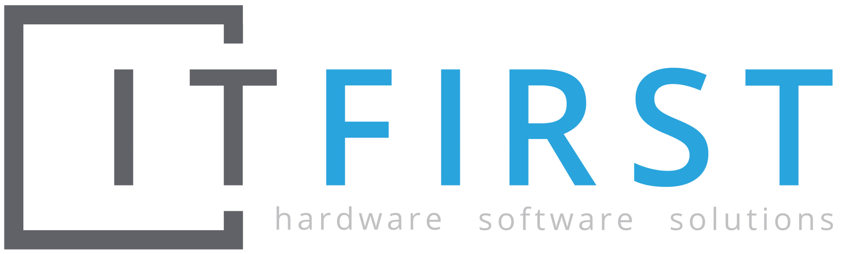 Logo of IT First B.V.